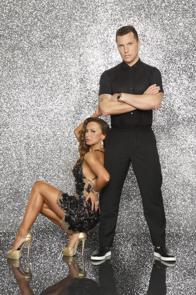Dancing With the Stars 2014: Sean Avery and Karina Smirnoff's Week 1 Contemporary (VIDEO)