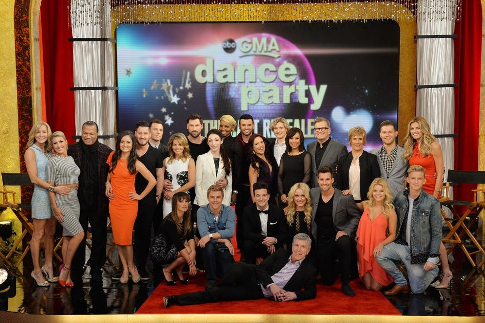Dancing With the Stars 2014: Who's Dancing What on Week 1?