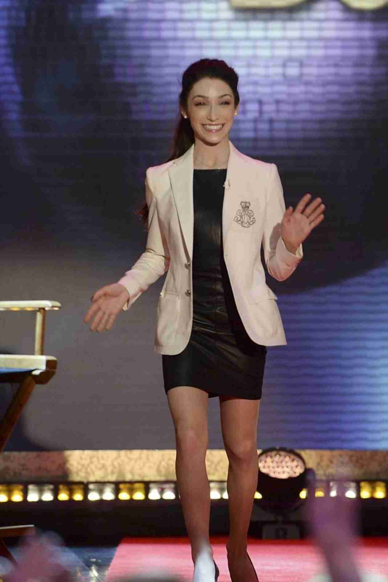 Meryl Davis Given Best Odds to Win Dancing With the Stars Season 18