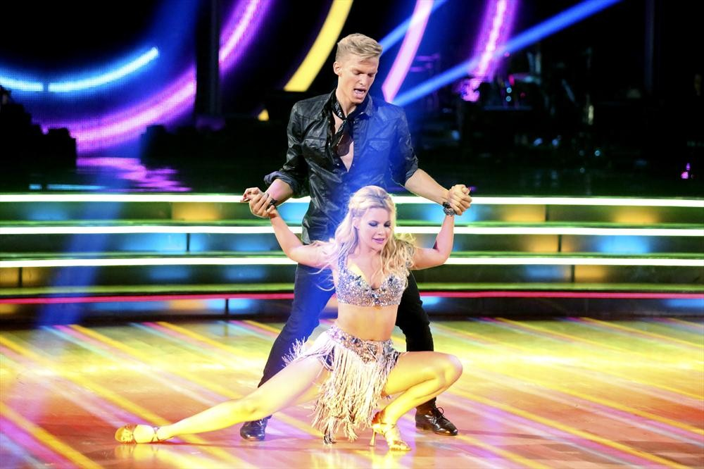 Dancing With the Stars 2014: Cody Simpson and Witney Carson's Week 2 Tango (VIDEO)