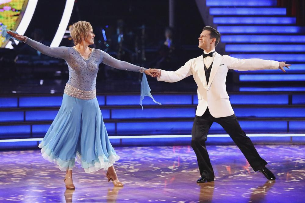 Dancing With the Stars 204 Elimination: Diana Nyad and Sean Avery Eliminated on Season 18, Week 2