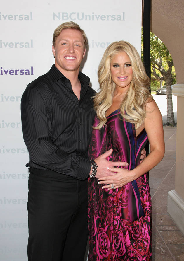 Kroy Biermann Has Father-Son Time With Baby Kane — See the Adorable Moment! (PHOTO)