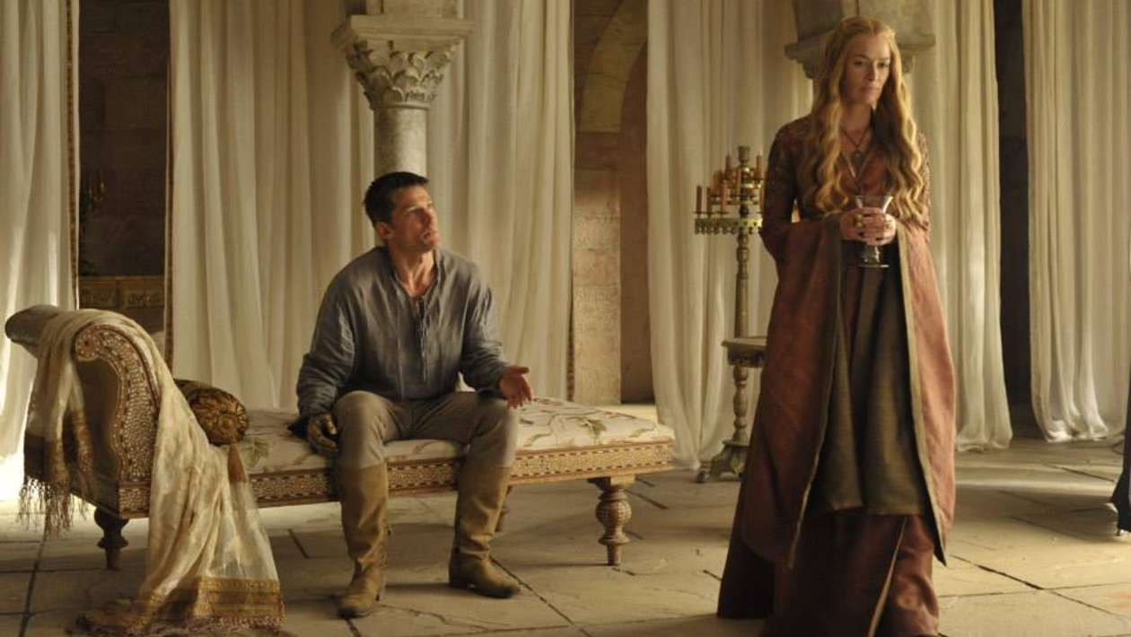 Game of Thrones Season 4: Jaime and Cersei's Unhappy Reunion (VIDEO)