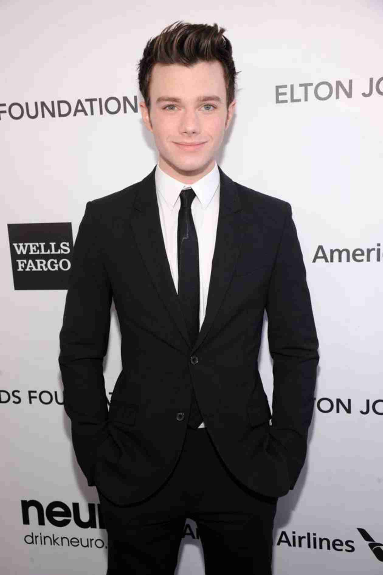 Chris Colfer Is Writing an Episode of Glee — Are You Excited?