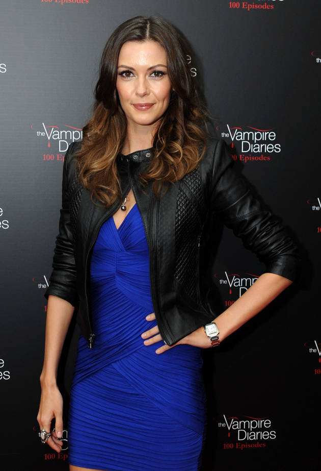 Former Vampire Diaries Star Olga Fonda Welcomes New Addition to the Family (PHOTO)