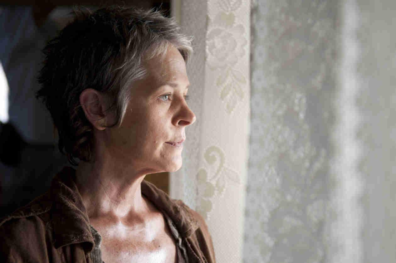 The Walking Dead Season 4: Did Carol Do the Right Thing Killing Lizzie? (POLL)