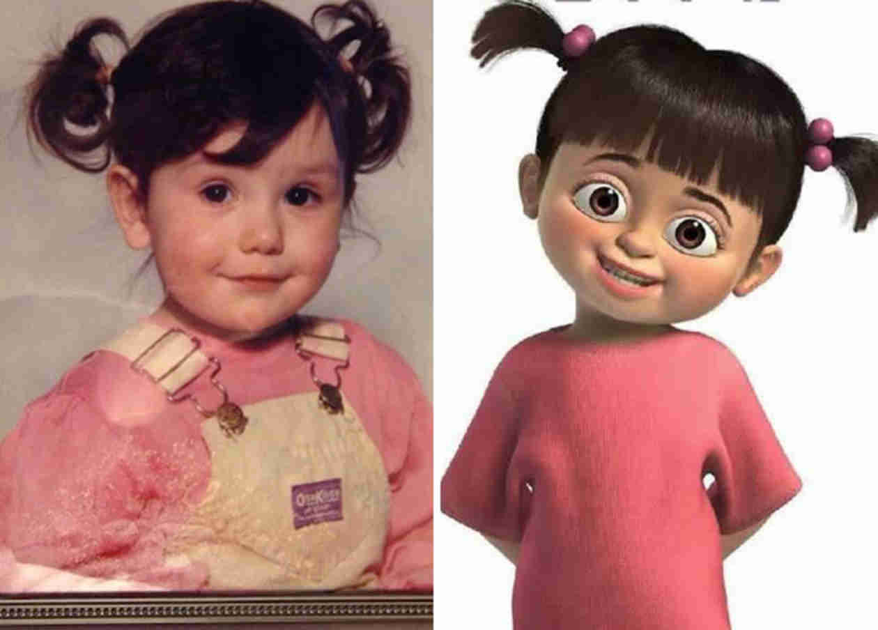 "JWOWW Posts Adorable Baby Photo — ""I Look Like Boo From Monsters, Inc."" (PHOTO)"