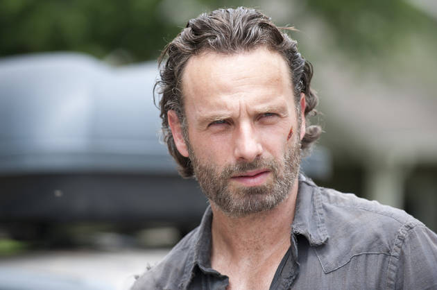 The Walking Dead Season 4: Rick, Carl and Michonne in Battle on the Way to Terminus?