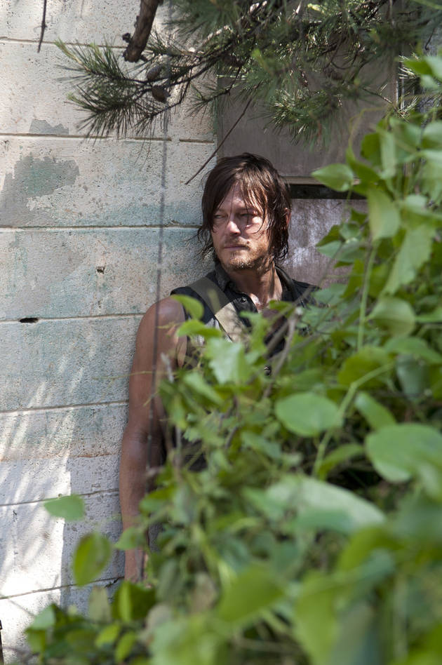 The Walking Dead Season 4 Speculation: Was That Daryl Dixon's House?