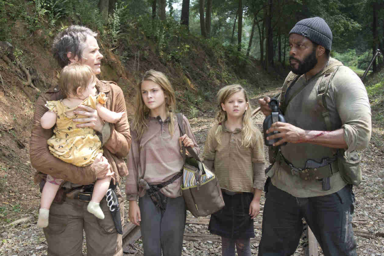 The Walking Dead Season 4: Carol Tells Tyreese She Killed Karen — How Does He React?