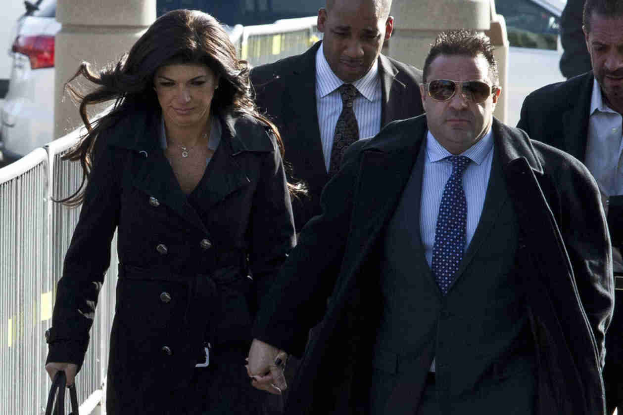 If Teresa and Joe Giudice Plead Guilty to Fraud Charges, Will They Go to Jail?