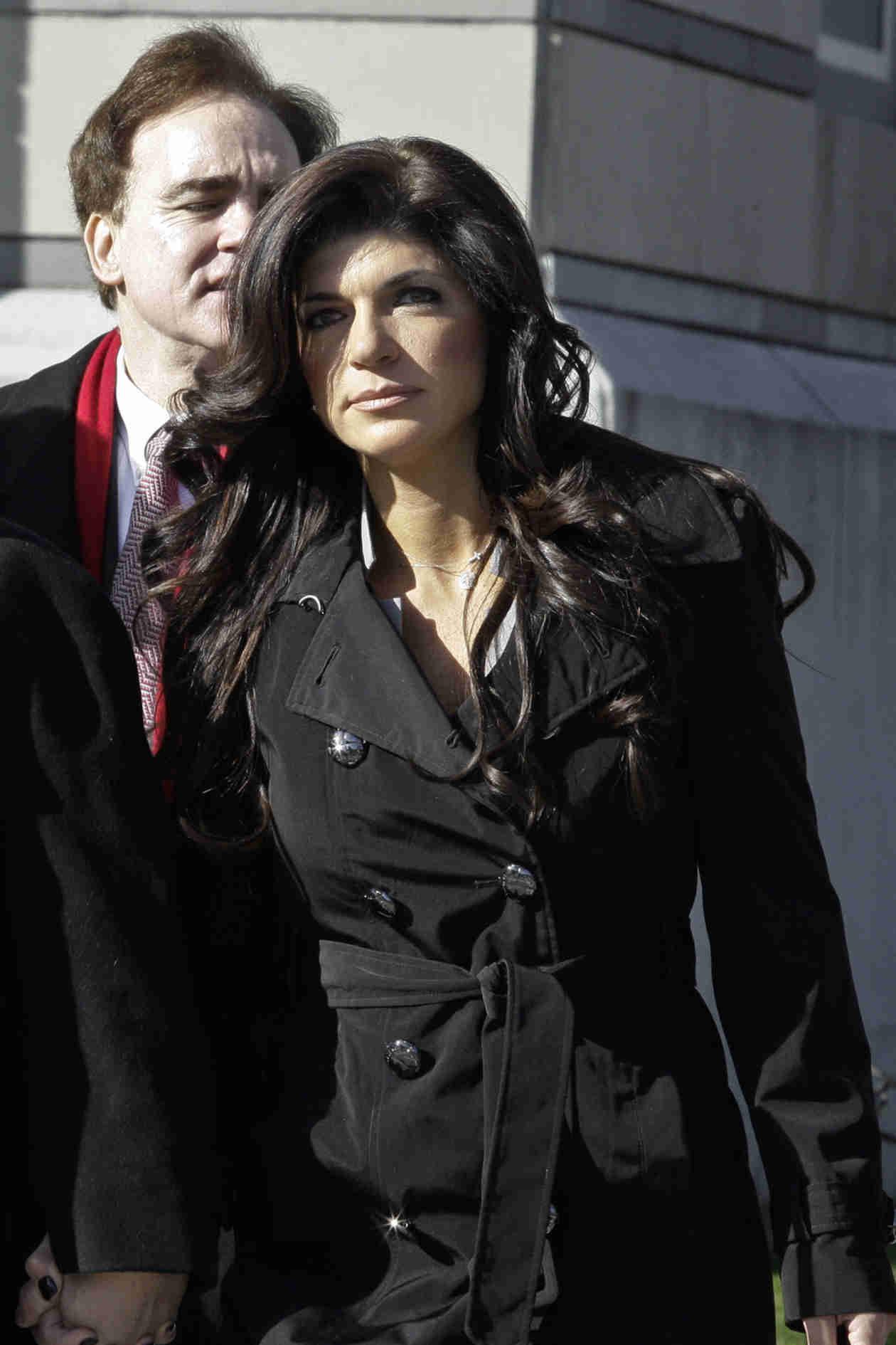"Teresa Giudice Breaks Silence After Fraud Guilty Plea: ""I'm Heartbroken"""