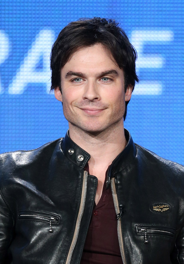 "Ian Somerhalder Hits 10 Million Fans on Facebook, Feels ""Inspired"" (PHOTO)"