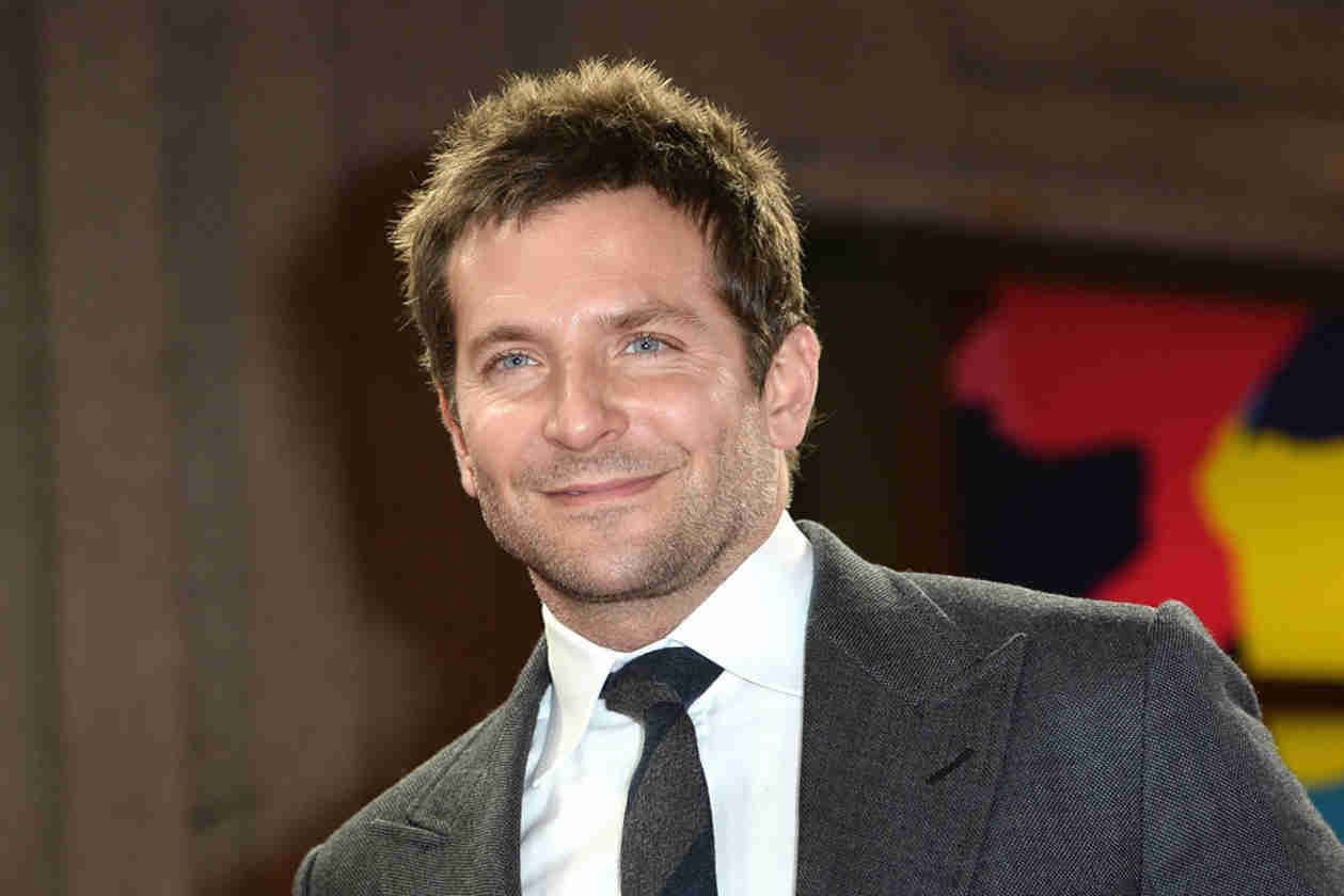 Are Bradley Cooper's Blue Eyes Real? 3 Weird Fan Questions, Answered