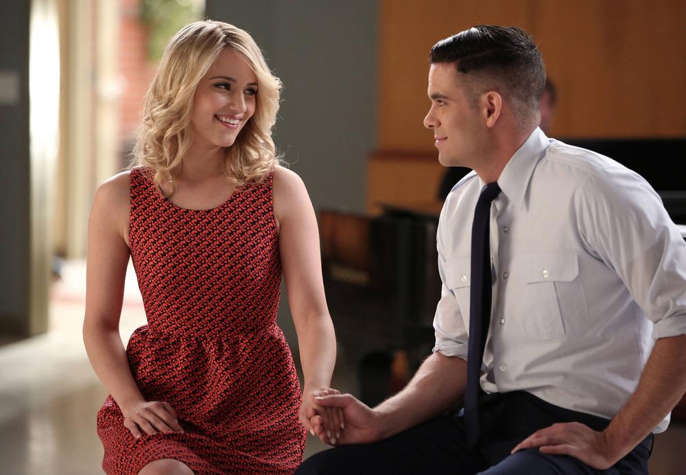 Glee's 100th Episode, Part 2 Sneak Peek: Puck and Quinn Rekindle Their Romance