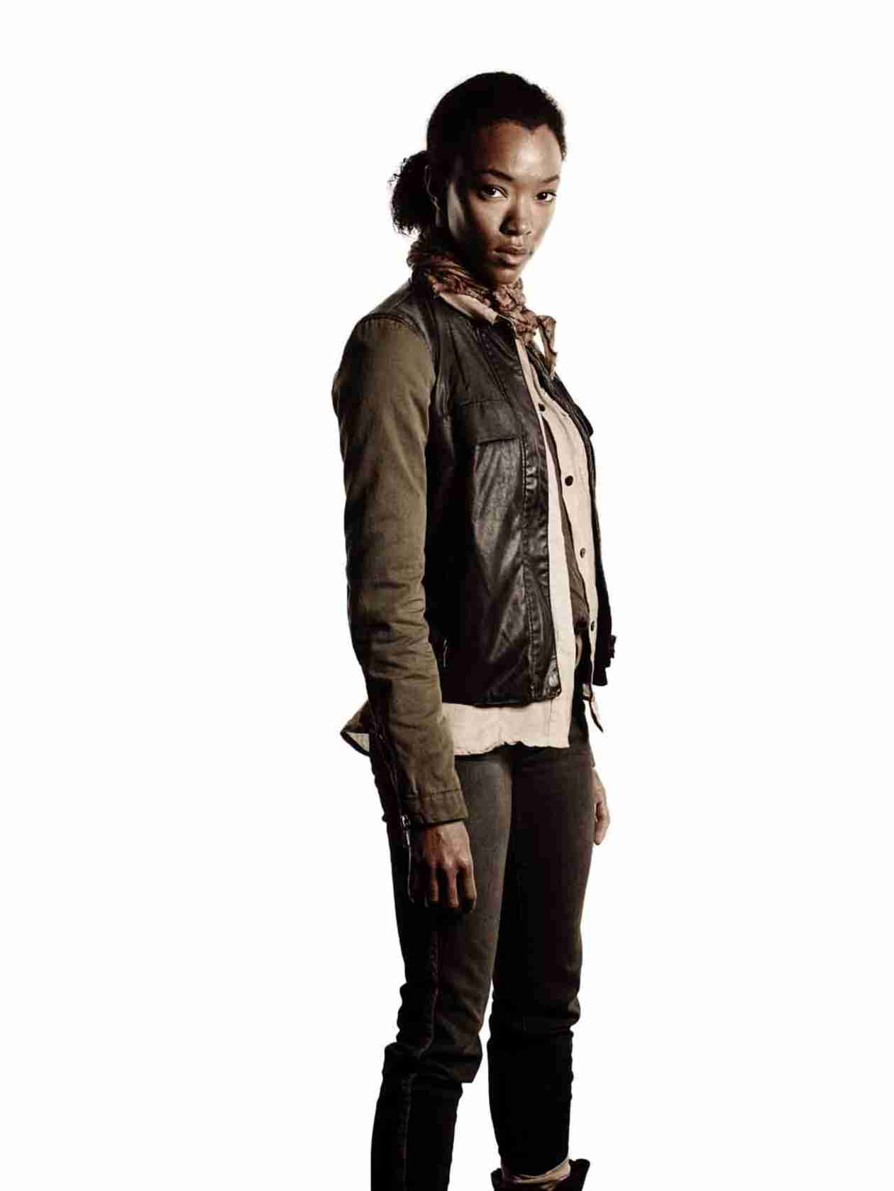 The Walking Dead Season 4: Does Sasha Have Trust Issues? (VIDEO)