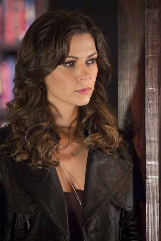 The Vampire Diaries Burning Question: Will Katherine Find a Way to Save Nadia?