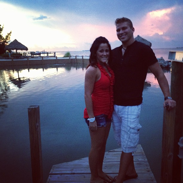 Jenelle Evans Shares a Drool-Worthy Picture of Nathan Griffith's Abs (PHOTO)