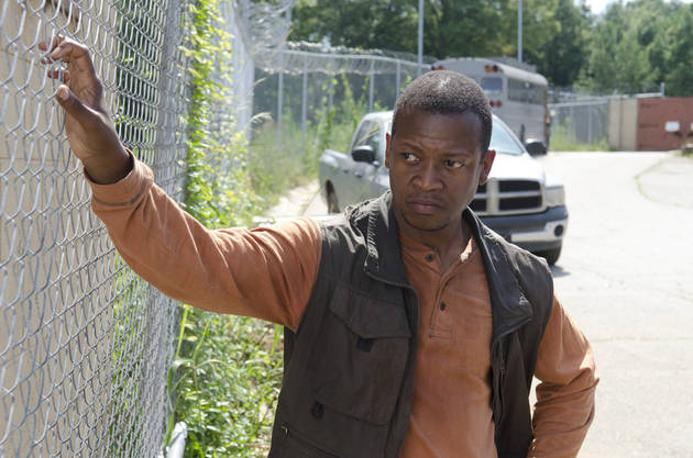 The Walking Dead Season 4: Is Bob Stookey Immune to Walker Bites?