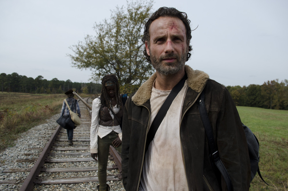 The Walking Dead Season 4 Finale: Last Line of Episode 16 Will Give You Chills?