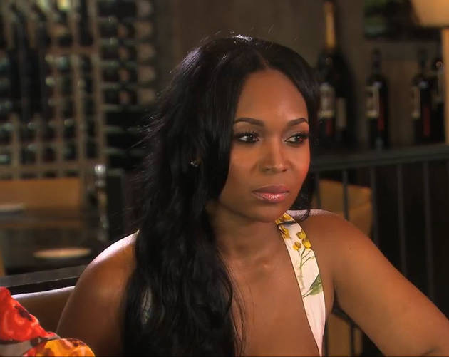 "Marlo Hampton ""Checks Herself"" and Apologizes to NeNe Leakes!"