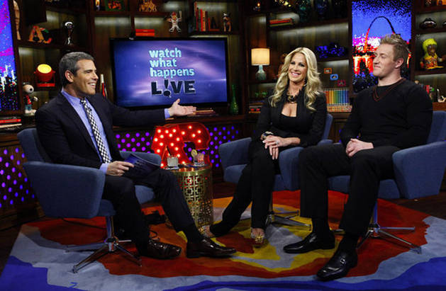 Kim Zolciak Will Be on WWHL Next Sunday — What's She Announcing?
