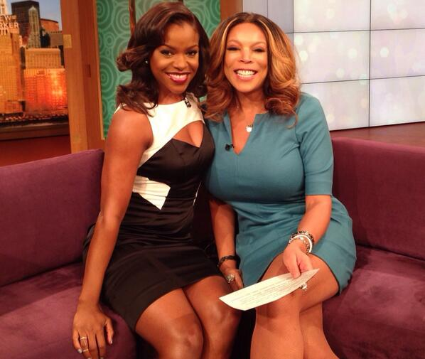"""""""Lets Stay Together"""" Star Nadine Ellis Shares Memory of Last Moments With Aaliyah (VIDEO)"""