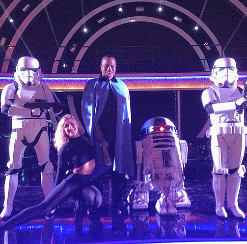 Dancing With the Stars 2014 Premiere Recap: The Force Is Strong With Season 18!