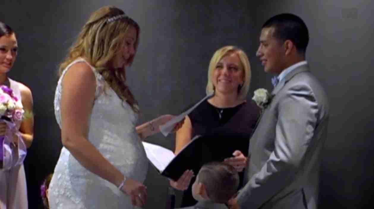 Kailyn Lowry and Javi Marroquin Share Their Emotional Vows!