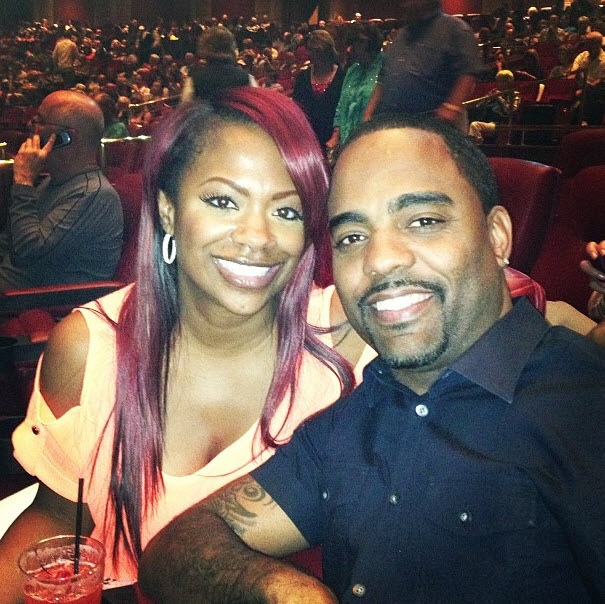 Kandi Burruss Shares a Picture of Todd Tucker's Dad — Do They Look Alike? (PHOTO)