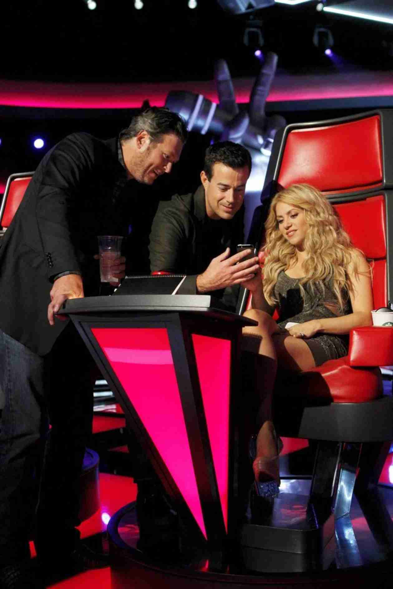 The Voice: Which Coach Has the Most Followers on Twitter?
