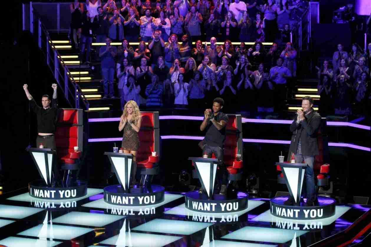 The Voice: Which Coach Has the Most Number 1 Singles?