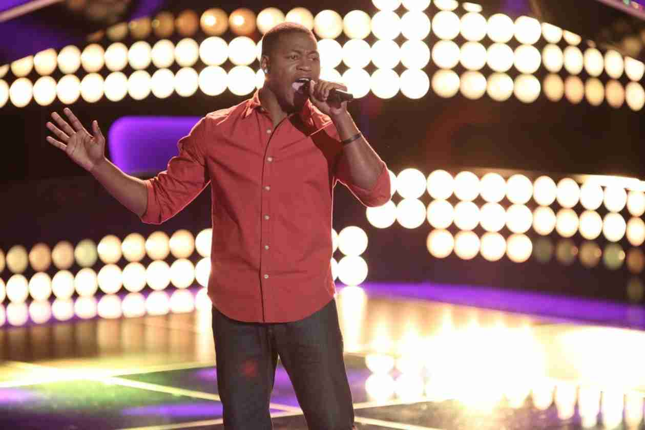 Watch De'Shawn Washington Sing on The Voice 2014 Season 6 Blind Auditions March 3, 2013 (VIDEO)