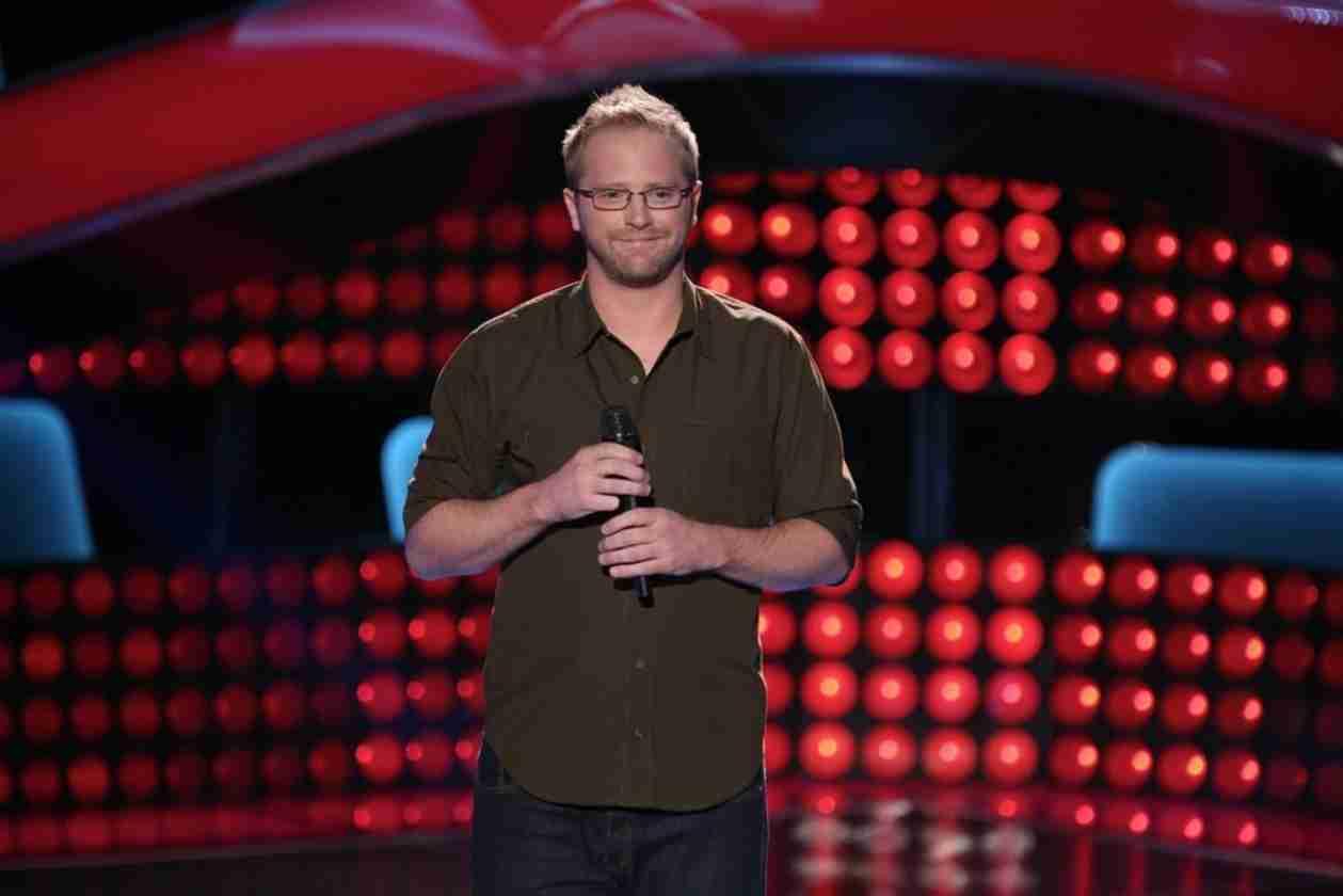 Josh Murley Sings on The Voice 2014 Season 6 Blind Auditions (VIDEO)