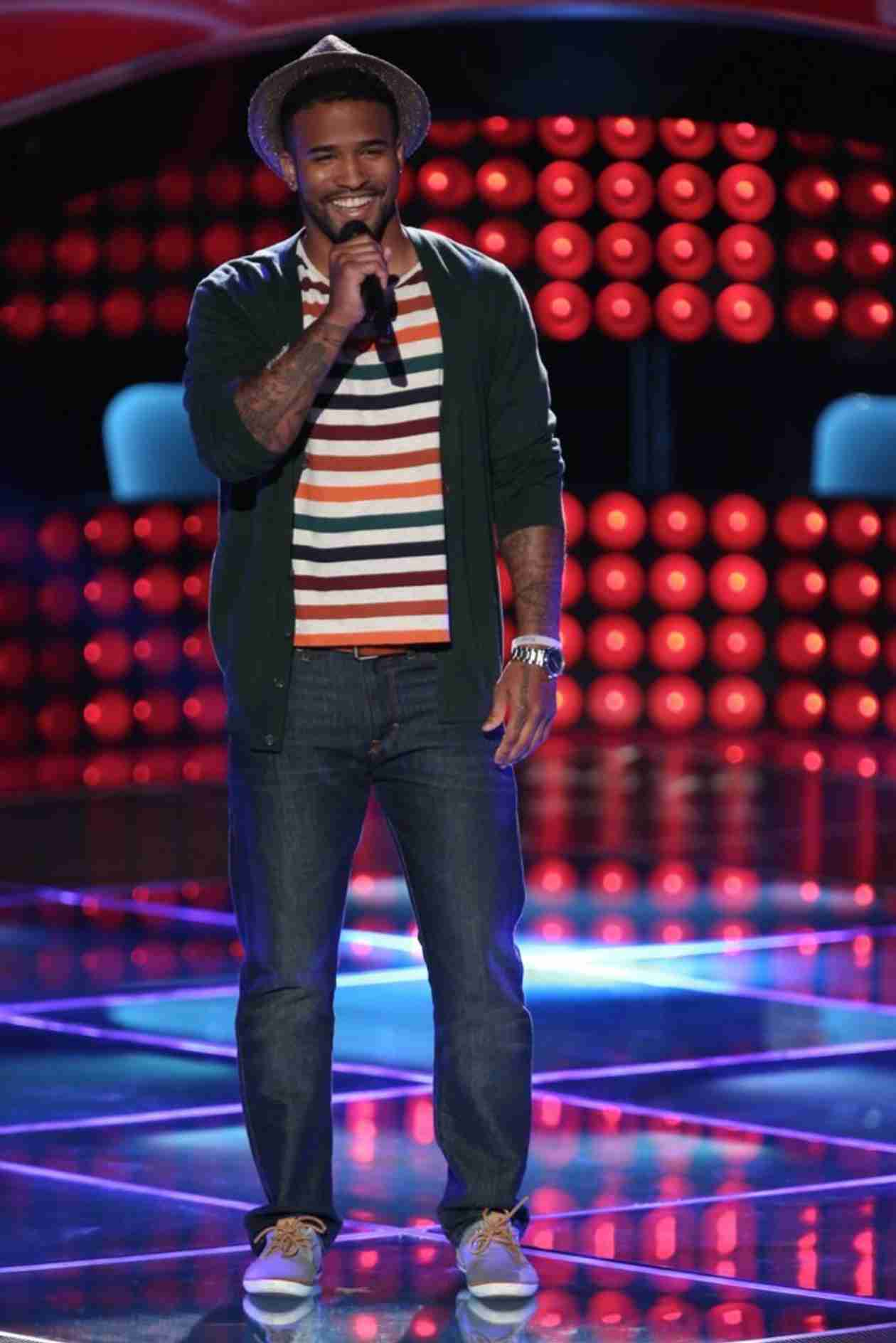 Watch Joshua Howard Sing on The Voice 2014 Season 6 Blind Auditions March 3, 2013 (VIDEO)