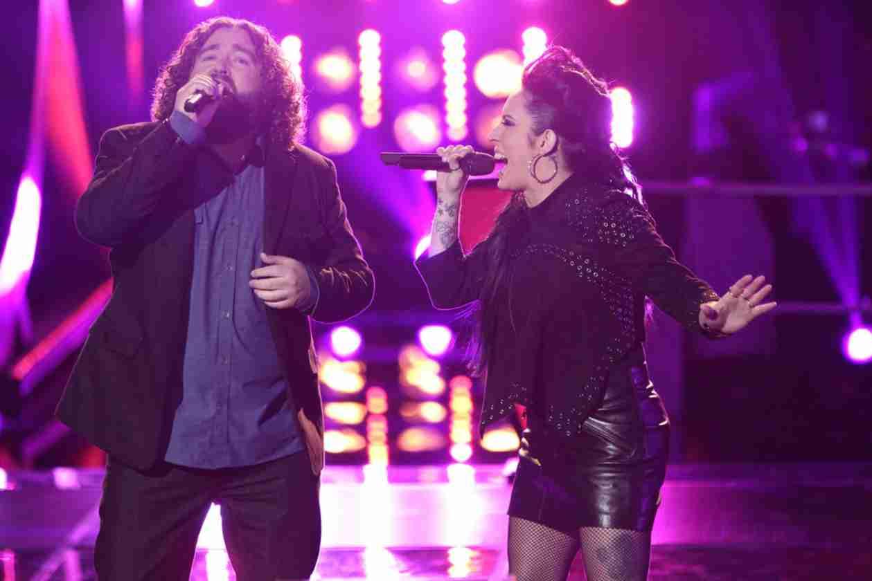 Kat Perkins vs Patrick Thomson on The Voice 2014 Season 6 Battle Rounds (VIDEO)