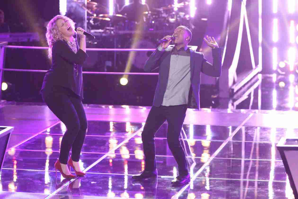 Dani Moz vs DeShawn Washington on The Voice 2014 Season 6 Battle Rounds (VIDEO)