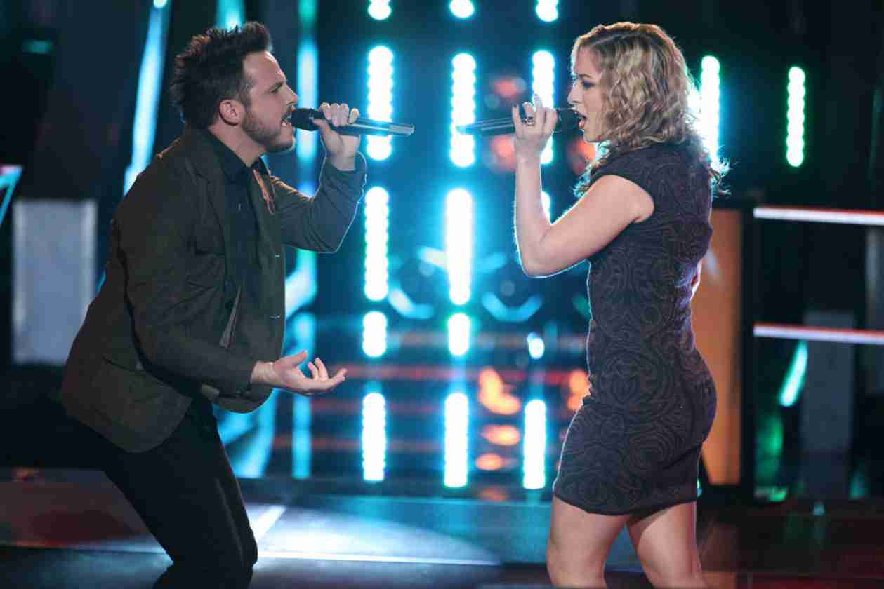 Watch Clarissa Serna vs Jeremy Briggs on The Voice 2014 Season 6 Battle Rounds (VIDEO)