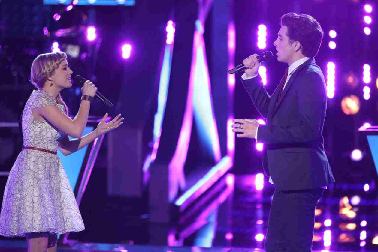 Watch Madilyn Paige vs. Tanner James on The Voice 2014 Season 6 Battle Rounds (VIDEO)