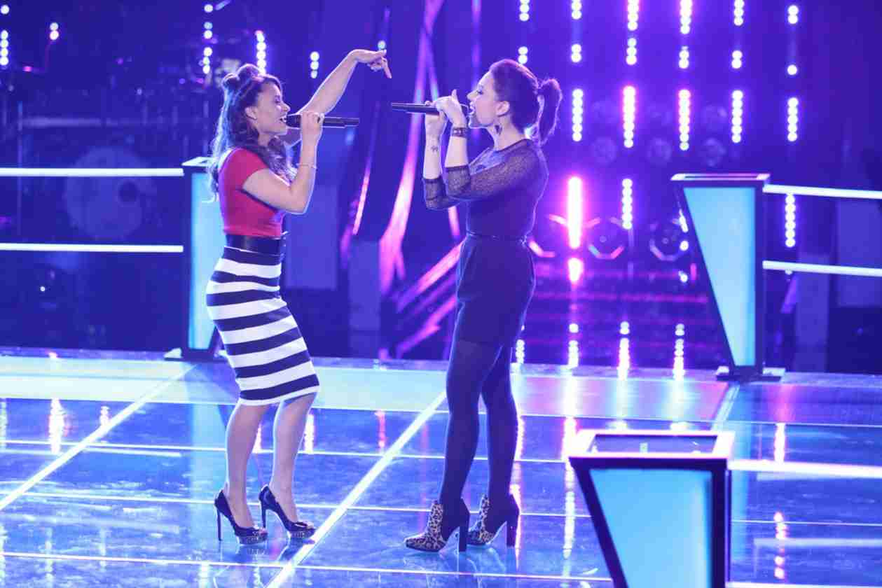 Watch Lindsay Pagano vs Ddendyl on The Voice 2014 Season 6 Battle Rounds (VIDEO)