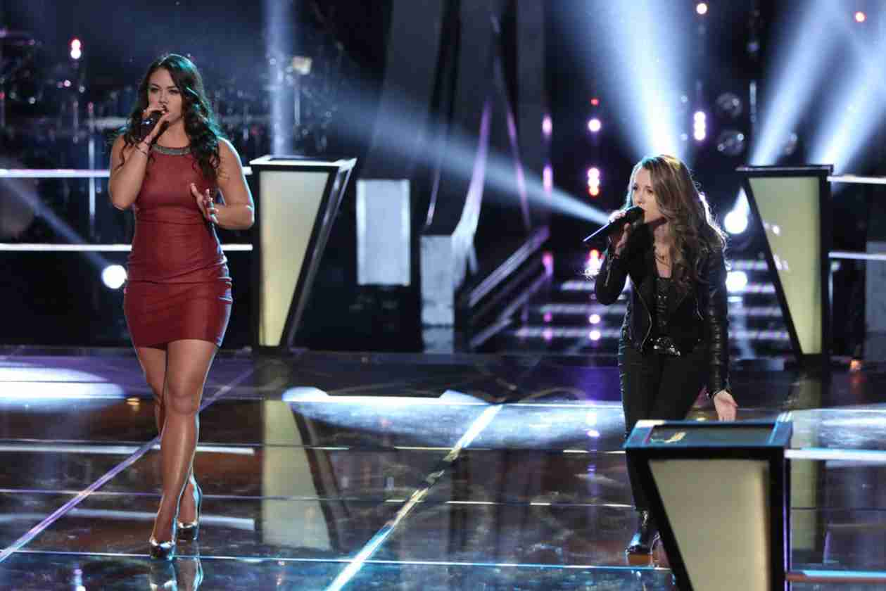 Watch Bria Kelly vs. Tess Boyer on The Voice 2014 Season 6 Battle Rounds (VIDEO)