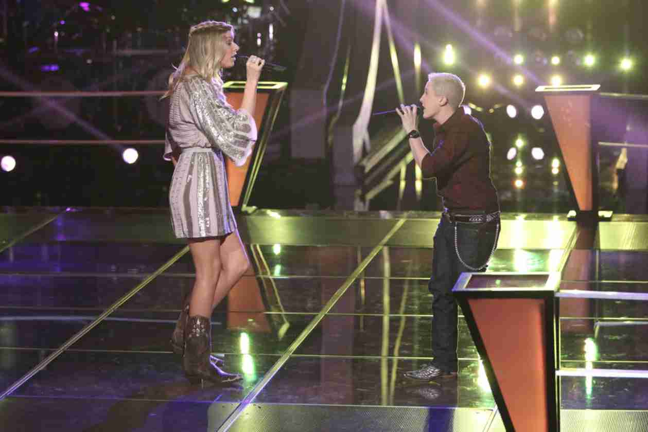 The Voice Season 6 Battle Rounds: Watch Kristen Merlin vs. Lindsay Bruce (VIDEO)
