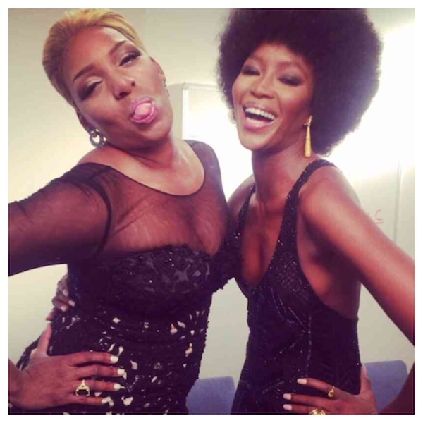 "NeNe Leakes Meets Up With ""Her Girl"" Naomi Campbell — What Are They Doing? (PHOTOS)"