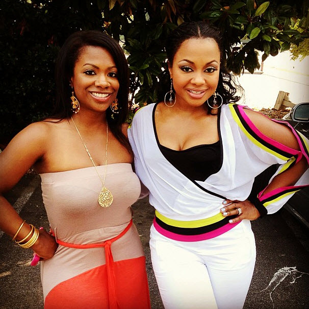 Phaedra Parks Flaunts Tiny Waist — See Her Impressive Weight Loss! (PHOTO)
