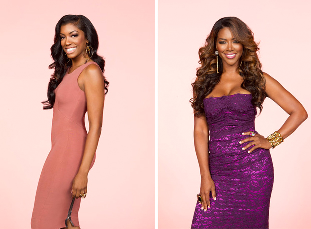 Kenya Moore: Hopefully Porsha Stewart Will Get Married For the Right Reasons Next Time!