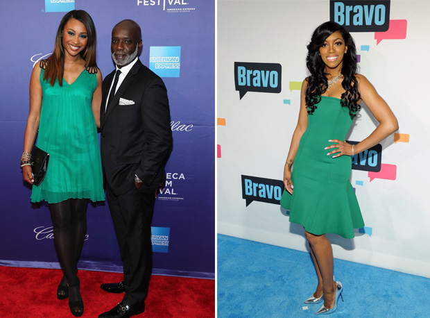 Porsha Stewart Slams Peter Thomas, Throws Shade at His Marriage to Cynthia Bailey!