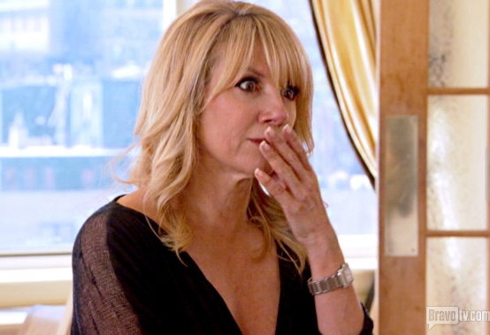 Ramona Singer Breaks Down On-Camera —  But Why? (VIDEO)