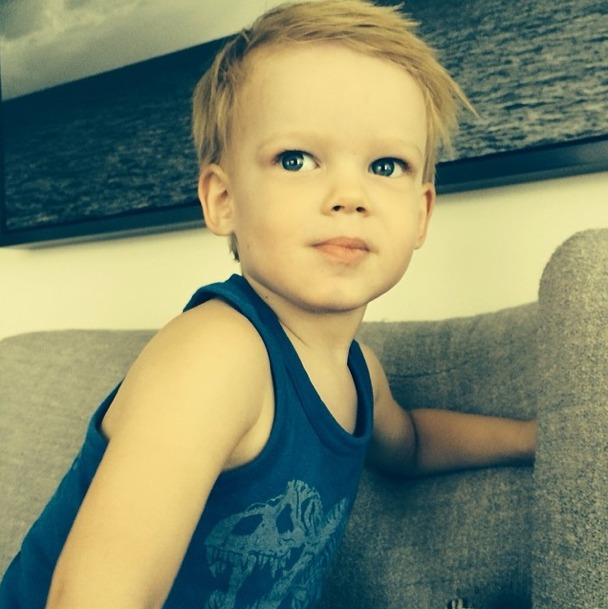 Happy Birthday, Luca! Hilary Duff's Son Looks Just Like Her (PHOTO)