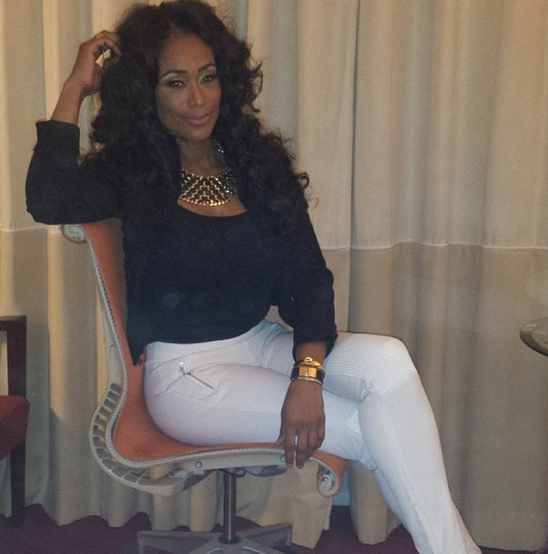 Tami Roman's NBA Player Ex Kenny Anderson Dated Which '90s Female Rapper?