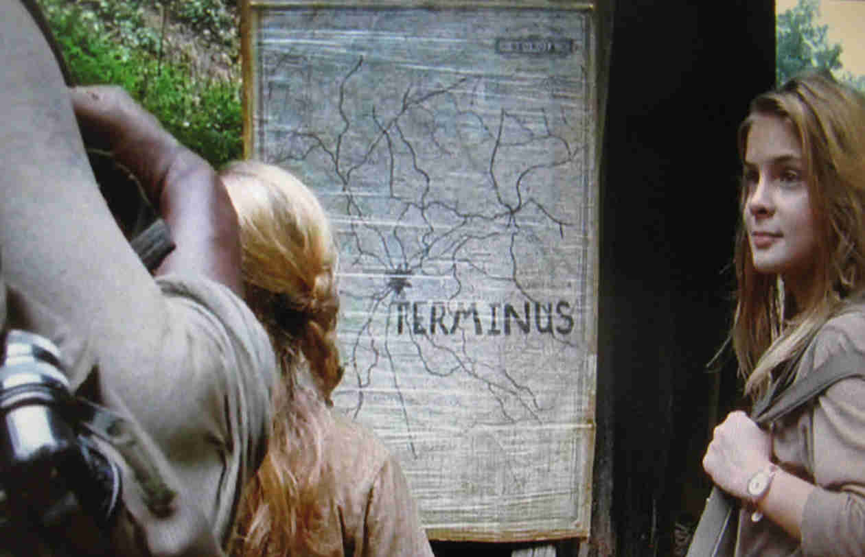 The Walking Dead Season 4: Is Terminus Home of The Hunters?